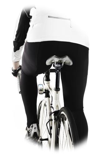 Bike-Eye Frame Mount Mirror