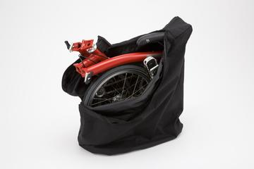 Brompton Bike Cover w/saddle bag