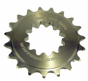White Industries Splined Fixed Gear Cogs To Fit ENO Splined Hub