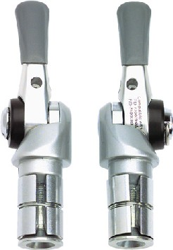 Shimano Dura Ace 9-speed Bar-End Shifters