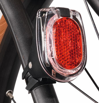 Busch & Müller Secula Plus Dynamo Tail Light for seat post or chain stay