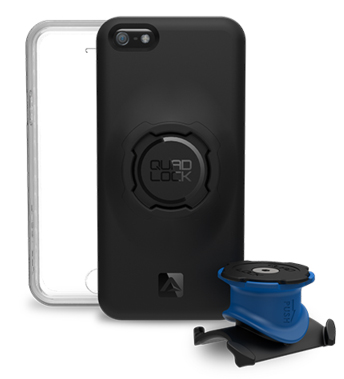 Quad Lock iPhone Bike Mounting Kit