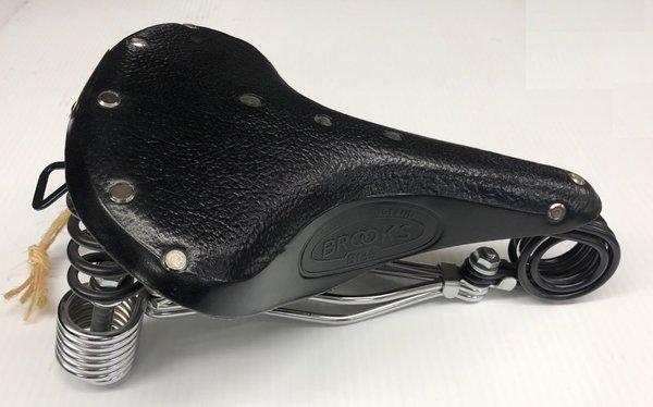 Brooks B135 Saddle Black (DISPLAY MODEL)