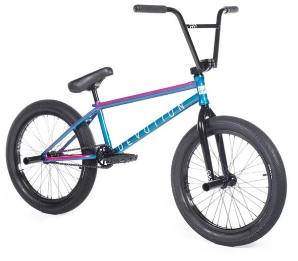"CULT Devotion 20"" BMX Bike Prism/Black"