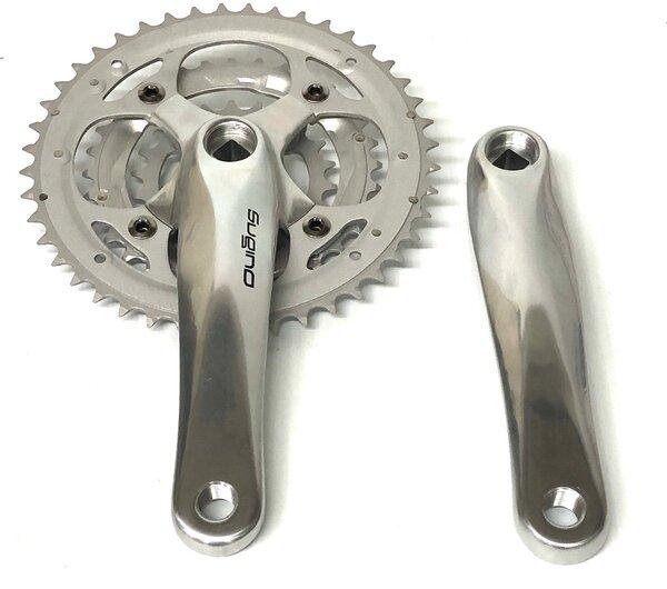 Sugino Crank Set DX 4-Bolt 44-32-22t x 175mm