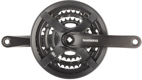 Shimano Tourney FC-TY501 Crankset 48x38x28t 175mm