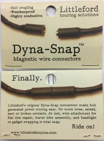 Littleford Dyna-Snap Connector 3 Pack