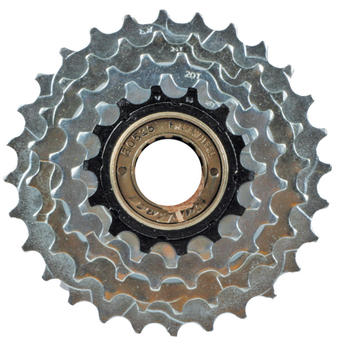 SunRace 5-speed 14-28t Thread-on Freewheel