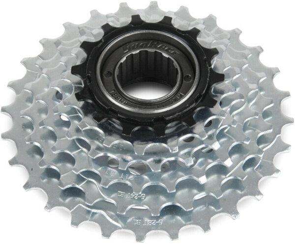 SunRace 6-speed 14-28t Thread-on Freewheel