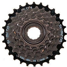 Shimano 14-28 Thread-on 6-speed Freewheel