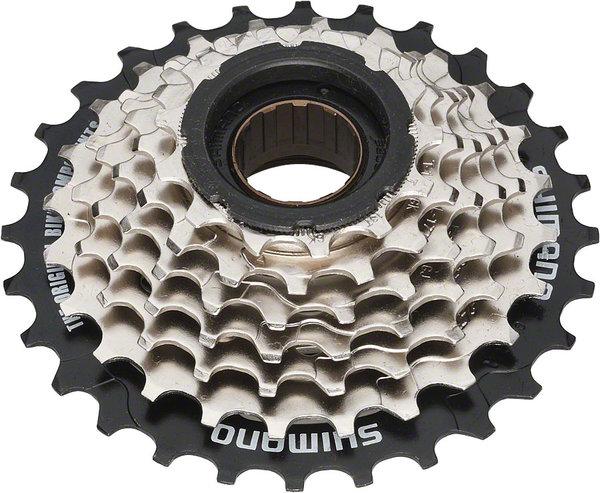 Shimano MF-HG37 13-28 Thread-on 7-speed Freewheel