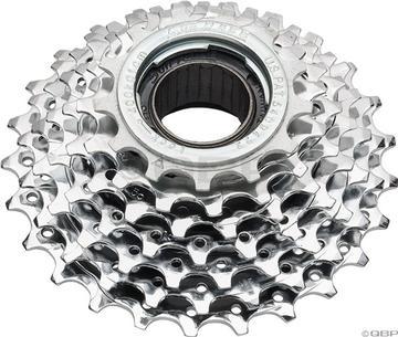 SunRace 13-25 Thread-on 7-speed Freewheel