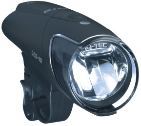 Busch & Müller IXON IQ L.E.D. Headlight With Charger and NiMH Batteries