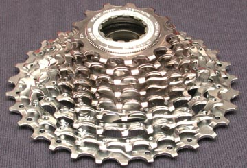 Harris Custom Century Special 13-30 9-speed Cassette