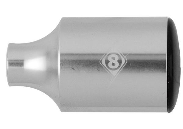 Origin8 Light Mount - Eyelet Stub Silver