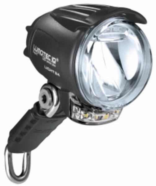 Busch & Müller Lumotec IQ Premium CYO Senso Plus Headlight with Standlight for Hub Generators