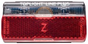Busch & Müller Toplight Line Plus Brake Plus w/Pulse. Rack Mount Generator Taillight