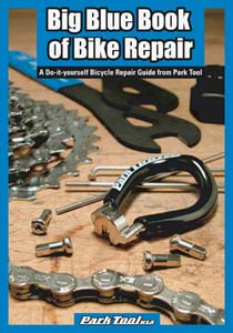 Park Tool Big Blue Book of Bicycle Repair BBB-2 (2nd Edition)