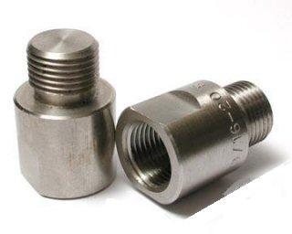 "Kneesaver 9/16"" to 1/2"" Pedal thread step-down adaptor (Pair)"