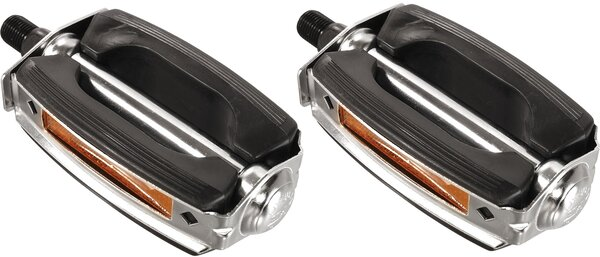Action Classic Bow Style Pedals 1/2""