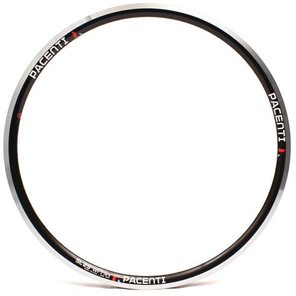 Pacenti SL23 650B (584) Rim 32h Black
