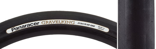 Panaracer Gravel King 650B/27.5 Folding Tire 584 x 42mm