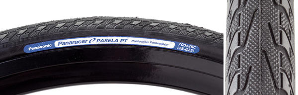 Panaracer Pasela Protite 622/700C Belted. Wire Bead