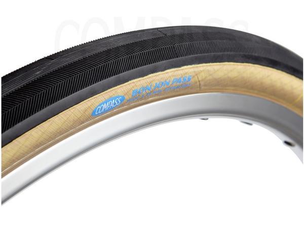 Rene Herse / Compass 700 x 35c Bon Jon Pass TC Folding Tires