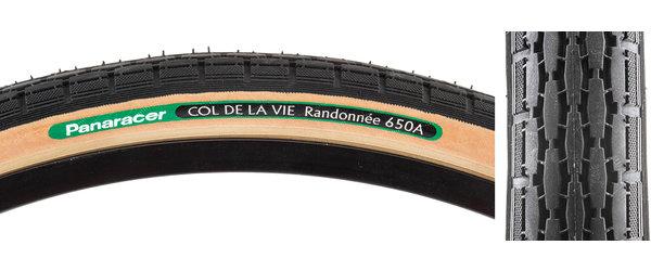Panaracer 26 x 1 3/8 (40-590) Col de la Vie Tire