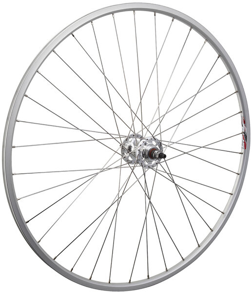 "Harris Cyclery 27"" Weinmann LP18 Sealed Fixed-Gear Rear Wheel"