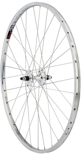"Harris Cyclery 27"" Sun CR18/Origin8 Track Front Wheel 36 spoke"