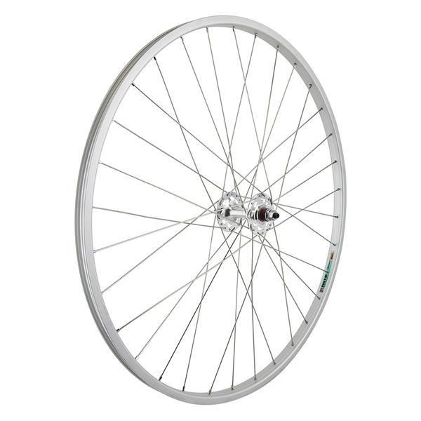 """Harris Cyclery 27"""" Weinmann Front Wheel W/ Track Hub"""