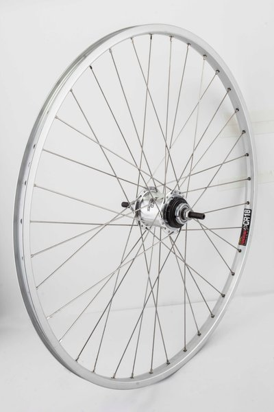 Harris Cyclery 3-speed Sturmey-Archer/Sun CR18 700c (622) Wheel