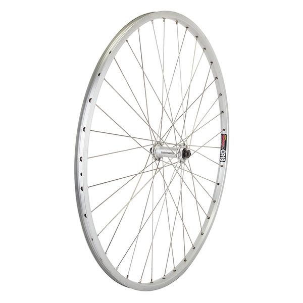 Harris Cyclery 700C Wheel, Front, Deore/Sun CR18 36 spokes