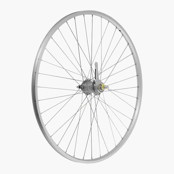 Harris Cyclery 700c (622) 3-speed Nexus/Sun CR18 Rear Wheel w/Coaster Brake