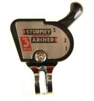 Sturmey-Archer TRIGGER Shifter HSJ762 For 3 Speed Hub