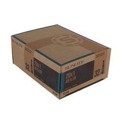 Sunlite 451mm (20 x 1) Presta Valve Inner Tube