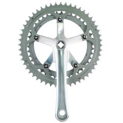 Action Road Double Crankset 52t x 42t x 170mm