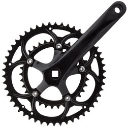 Sunlite Road Double Crankset 50t x 34t x 172.5mm
