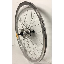 Harris Cyclery 700c 8-speed Alfine Hub/Deep-V Wheel, Shifter Included