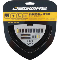 Jagwire Hyper Stainless Shift Cable & Housing Set