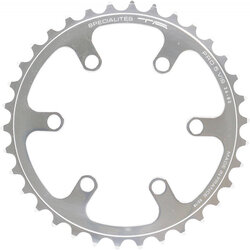 T.A. Specialites Pro 5 Vis 50.4 BCD Inner/Middle Chainrings