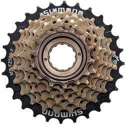 Shimano 14-28 Thread-on 7-speed Freewheel