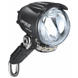 Busch & Müller Lumotec IQ Premium CYO Senso Plus Headlight with Standlight for Hub Generators