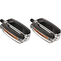 Action Classic Bow Style Pedals 1/2