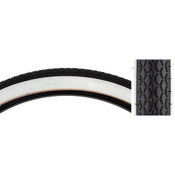 Kenda Schwinn S-7 26x1-3/4 (47x571) White Wall Tire