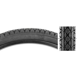 CST Schwinn S-7 26x2x1-3/4 (54x571) Black Wall Tire