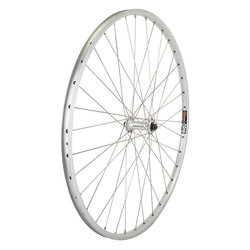 Harris Cyclery 700C Wheel Silver, Front M430/Sun CR18 36 spokes