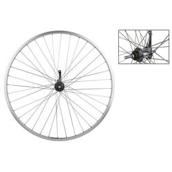 Harris Cyclery 700C Sun CR18 w/Shimano Coaster Brake Hub. 36 Spokes (110mm SPACING) Rear Wheel