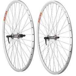 Harris Cyclery 700c Velocity Dyad/RS400 (Tiagra) Wheel Set 36 Spoke